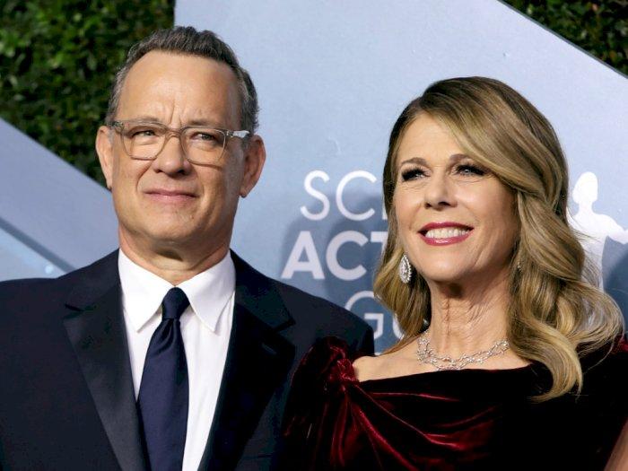 Viral Video Istri Tom Hanks yang Jago Ngerap Saat Dikarantina karena Corona