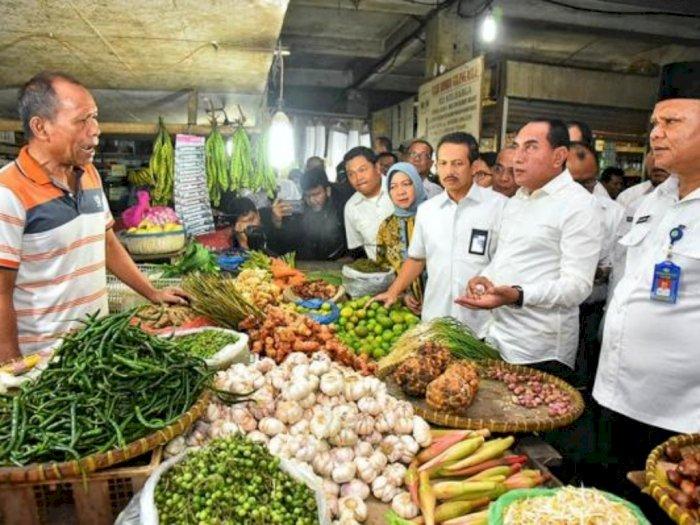 Klarifikasi Dirut PD Pasar Soal Berita Pasar Tutup karena Corona