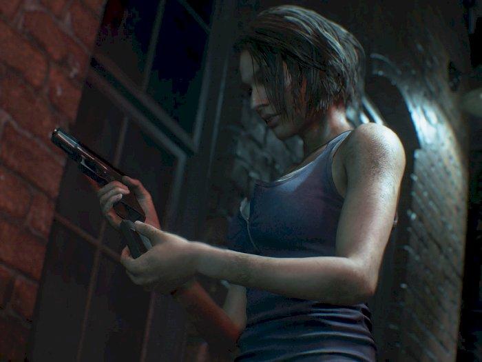 Capcom: Pisau di Game Resident Evil 3 Remake Tidak Dapat Rusak!