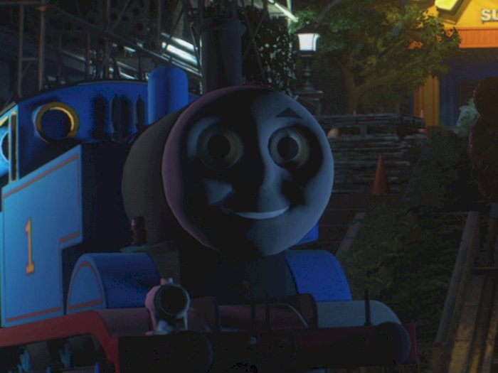 Setelah Mod Nakal, Kini RE3 Remake Kehadiran Mod Thomas The Tank Engine
