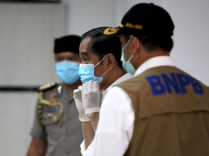 UN Dihapus Terdampak Pada 8,3 Juta Siswa di Indonesia, Jokowi Gelar Rapat Beri 3 Pilihan