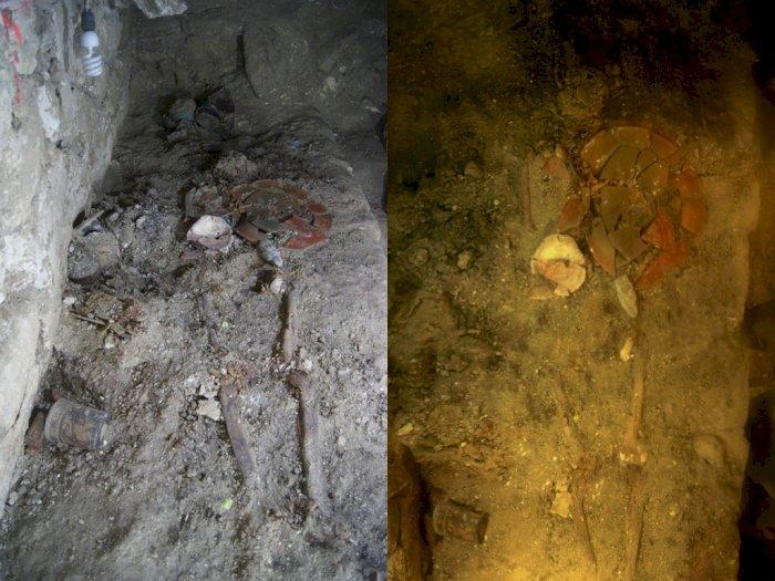 Peninggalan Makam Penguasa Terbesar Abad ke-7 Suku Maya