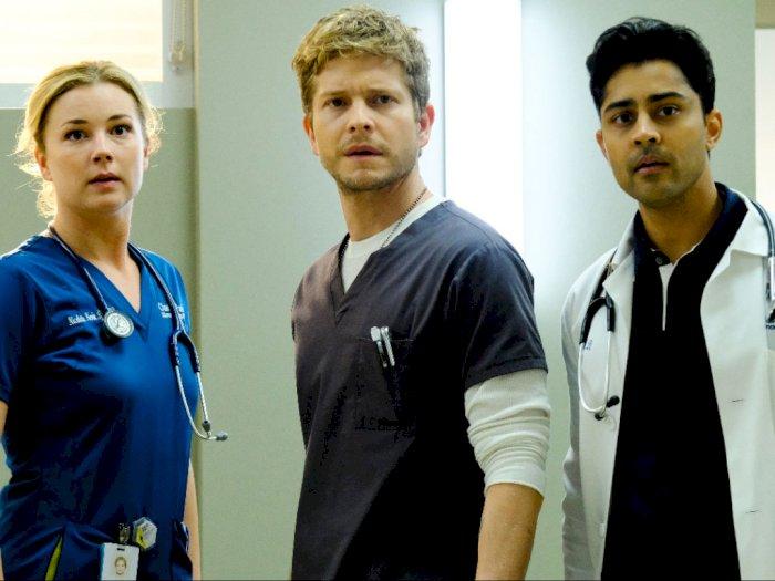 Bantu Lawan Covid-19, Serial TV Hollywood Beri Sumbangan  APD untuk Tenaga Medis