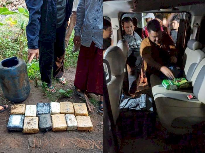 Di Tengah Wabah Corona, 3 Pria Ini Berusaha Selundupkan Narkoba dari Malaysia