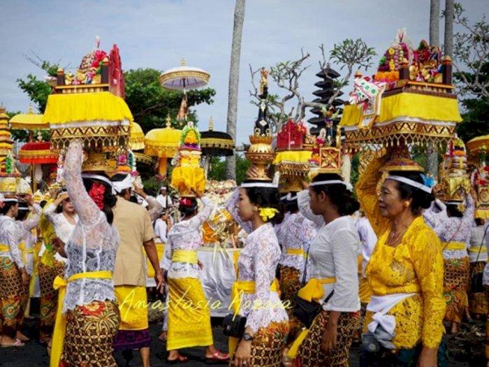 5 Tradisi Unik Hari Raya Nyepi di Berbagai Daerah Indonesia