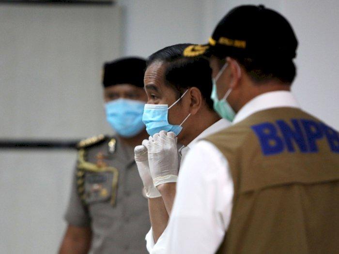 BREAKING NEWS: Resmi, Jokowi Tiadakan Ujian Nasional 2020 Karena Wabah Corona