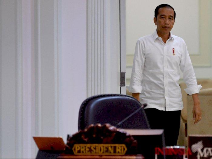 Presiden Jokowi Buka Suara soal Penyakit sang Ibu