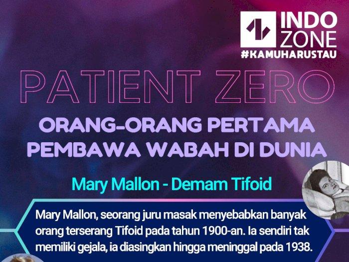 Patient Zero, Orang-Orang Pertama Pembawa Wabah di Dunia