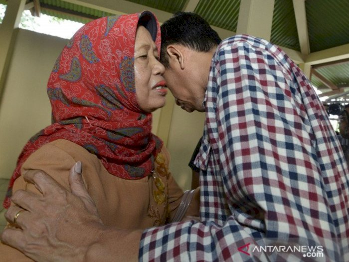 Sudjiatmi Tutup Usia, Hubungan Jokowi dengan Sang Ibu Sangat Dekat