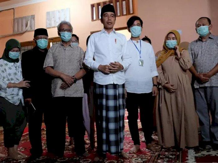 Ibunda Presiden Jokowi akan Dimakamkan pada Kamis Siang di Pemakaman Keluarga