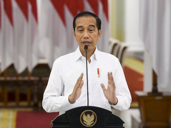 Jokowi Ucapkan Selamat Hari Raya Nyepi: Semoga Pandemi Ini Segera Berlalu