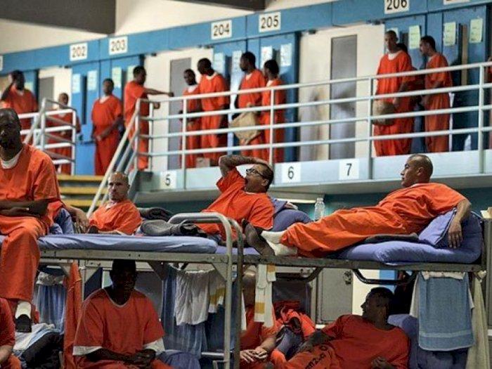 Waduh! 1.700 Narapidana Dibebaskan Karena Virus Corona