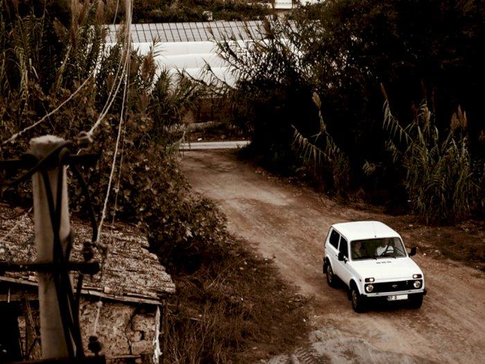 FOTO : Beginilah Tampilan Mobil Buatan Rusia yang Terkenal di Zamannya
