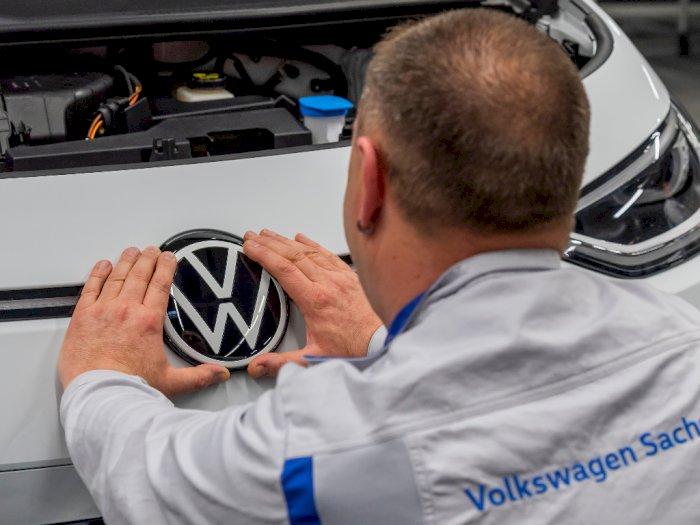 Cegah Penyebaran Corona, Beginilah Video Seruan Social Distancing ala Volkswagen