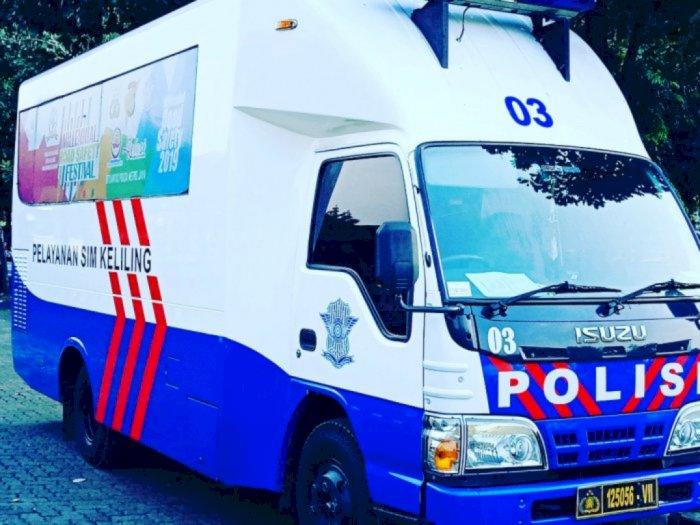 Cegah Corona, Layanan SIM Keliling di Indonesia Non-Aktif Sementara