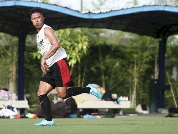 Cara 2 Pemain Bali United Habiskan Waktu Libur Kompetisi