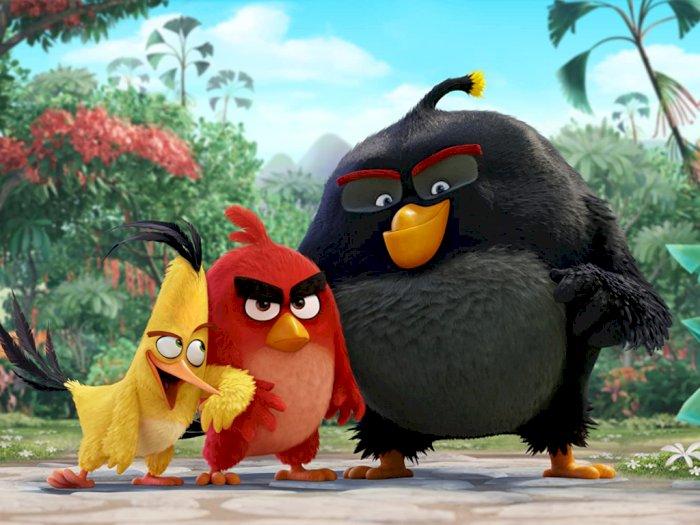 "Serial Animasi ""Angry Birds"" Akan Hadir di Netflix"