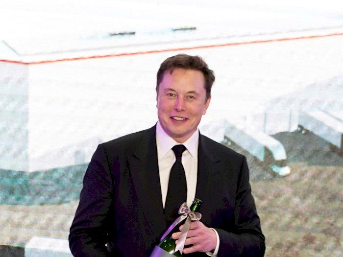 Sumbang Ribuan Ventilator untuk AS, Elon Musk Dipuji Banyak Orang
