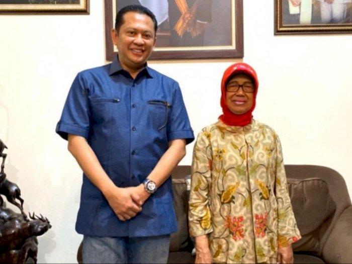 MPR Sampaikan Duka Cita Mendalam Wafatnya Ibunda Presiden Jokowi