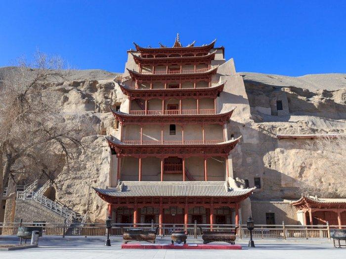 Situs Mogao, Gua Seribu Buddha yang Berisi Karya Seni Keagamaan