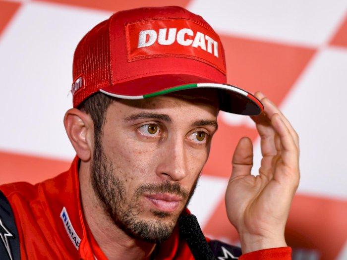 MotoGP Kian Berat Buat Pembalap Tua Seperti Dovizioso
