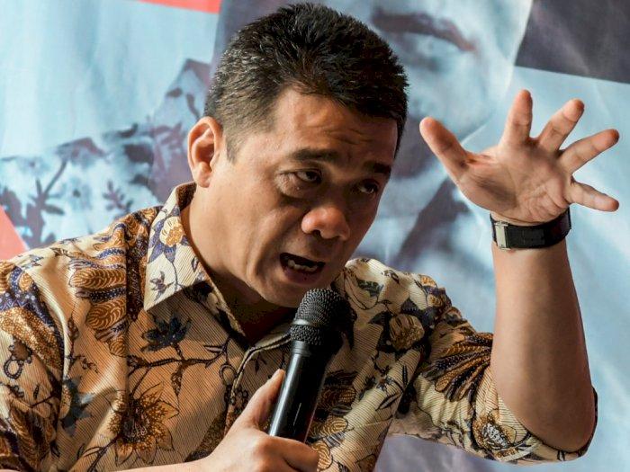 Bila Jadi Wagub DKI Jakarta, Ini Rencana Riza Patria Tangani Corona