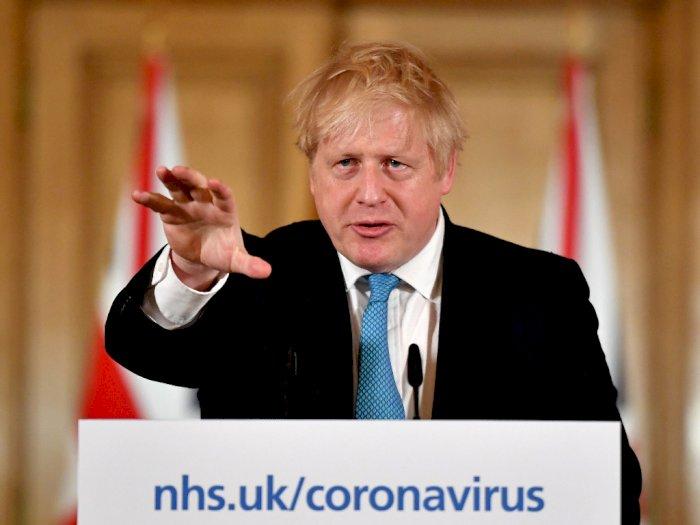 Perdana Menteri Inggris, Boris Johnson Positif Terinfeksi Virus Corona