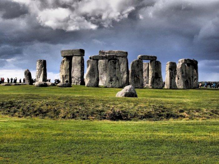 Stonehenge Situs Purba Ternama yang Konon Dibangun di Zaman Perunggu