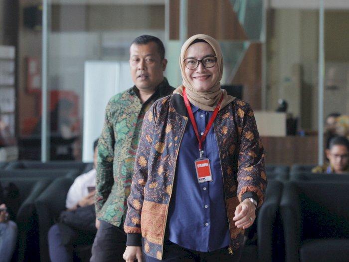 "Dipecat Jokowi, Ini ""Dosa"" Komisioner KPU Evi Novida Ginting"