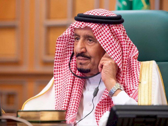 Lawan Virus Corona Bersama-sama, Raja Salman Ajak Negara G20 Bersatu