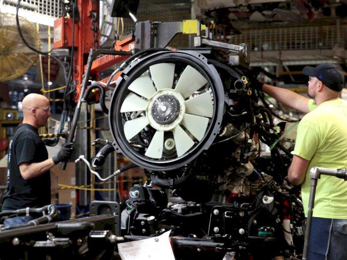 Trump Mendesak General Motors Untuk Segera Produksi Ventilator