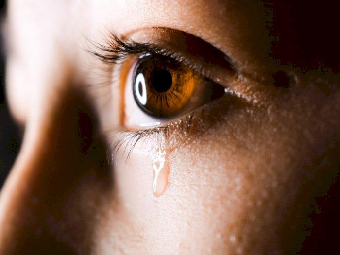 Bisakah Virus Corona Menular dari Tetesan Air Mata?