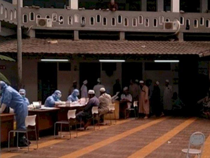 300 Jamaah Diisolasi, Camat Tamansari Minta Bantuan