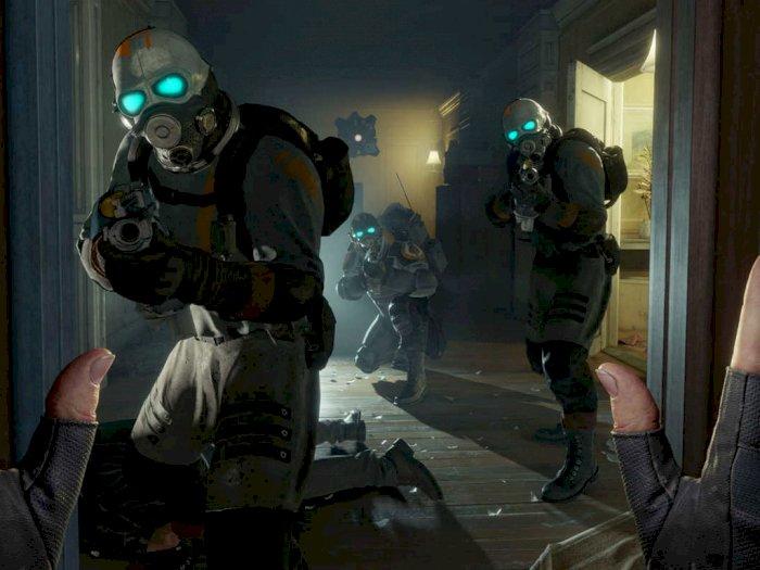 Kamu Bisa Mainkan Half-Life: Alyx Tanpa Headset VR, Berikut Caranya!