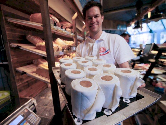 Roti Tisu Toilet di Jerman Laku Keras Dibeli Konsumen