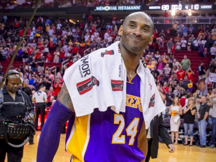 Handuk Mendiang Kobe Bryant Terjual Lebih dari Setengah Miliar Rupiah!