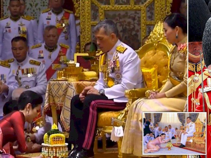 Raja Thailand, Rama X Bawa 20 Cewek Sewa Hotel Mewah Jerman, Isolasi Diri