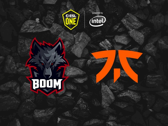 BOOM Esports Sukses Kalahkan Fnatic di ESL One Los Angeles 2020 DotA 2