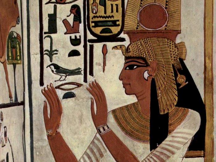 Ratu Nefertari, Sang Istri Kesayangan Firaun Ramses II