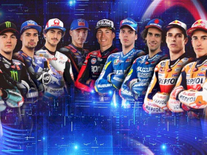 MotoGP Gelar Virtual Race Perdana, Ini Pemenangnya
