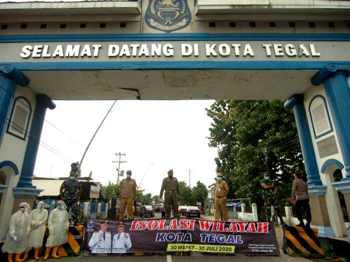 Walikota Tegal Diminta Jangan Bertentangan dengan Pemerintah Pusat Terkait Lockdown