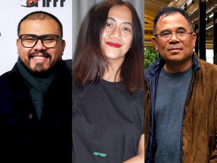 Sineas Tanah Air Beri Ucapan Selamat Hari Film Nasional