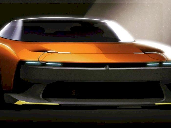 Beginikah Tampilan Desain Terbaru Milik Dodge Challenger dan Charger?