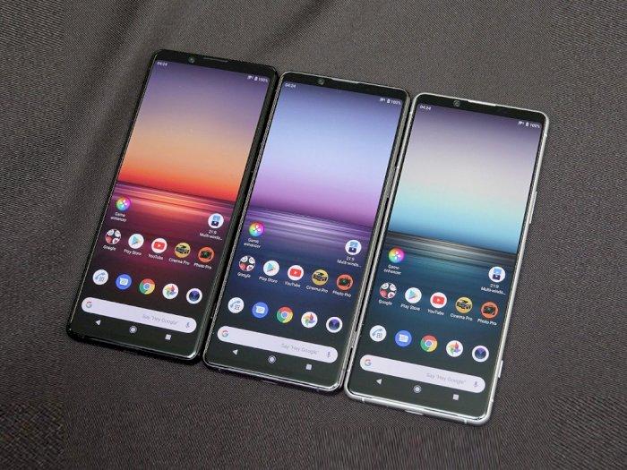 Smartphone Xperia 1 II Dibekali dengan Sensor Kamera Sony dan Samsung?