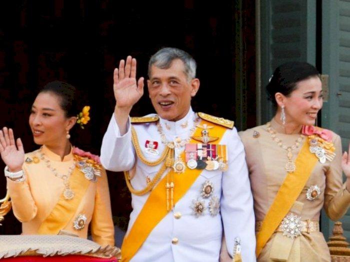 Ini Alasan Raja Thailand Ngungsi di Jerman dan Bawa 20 Selir
