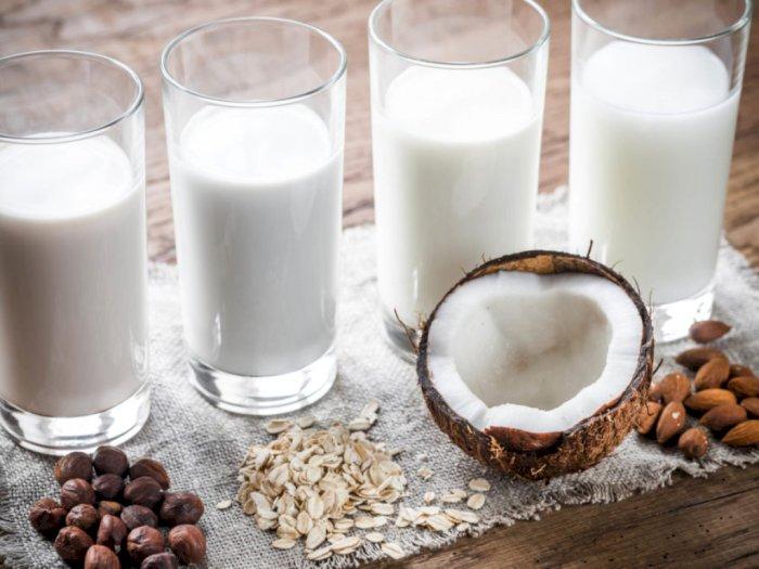 5 Tren Susu Vegan Milenial, Boleh Dicoba untuk Jaga Kesehatan