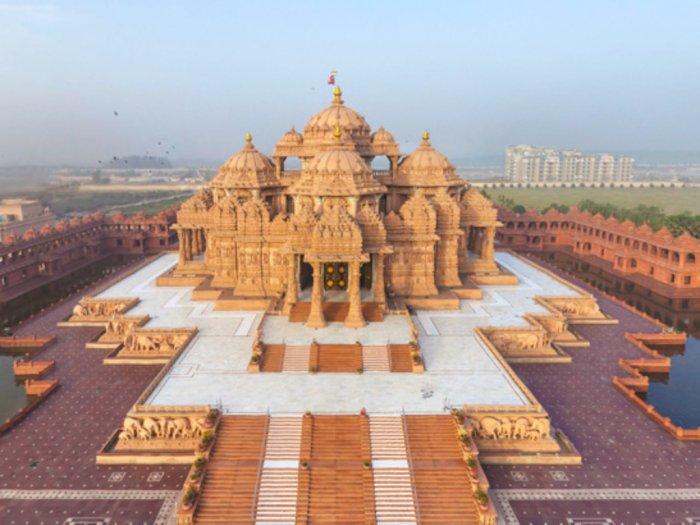 Tak Hanya Taj Mahal, Ini Deretan Tempat Wisata Spiritual di India