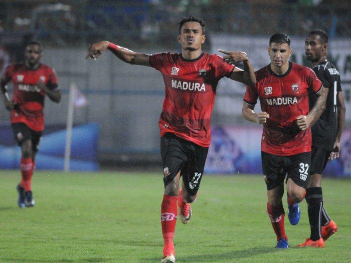 Pemain Madura United Tetap Digaji Meski Liga 1 Terhenti, tapi...
