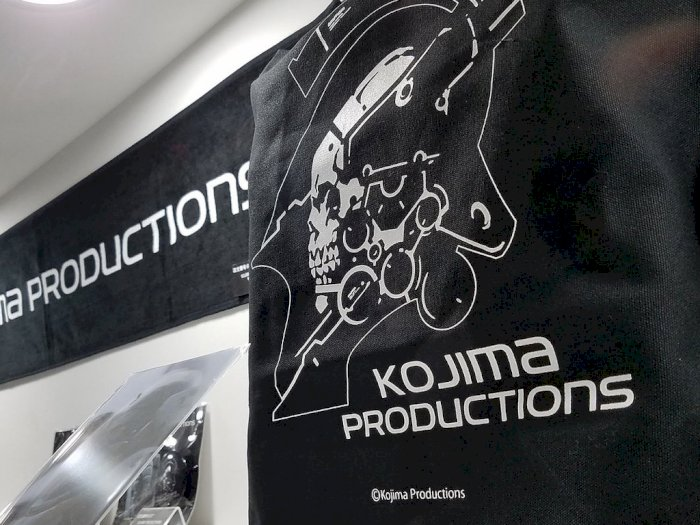 Salah Satu Pegawai Positif Corona, Kojima Productions Tutup Kantornya!