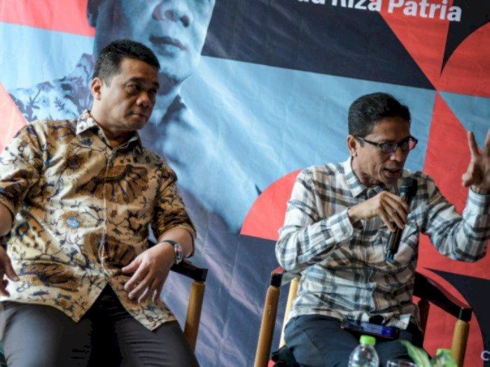 Mekanisme Penyampaian Visi Misi Cawagub DKI Jakarta Dilakukan Secara Digital
